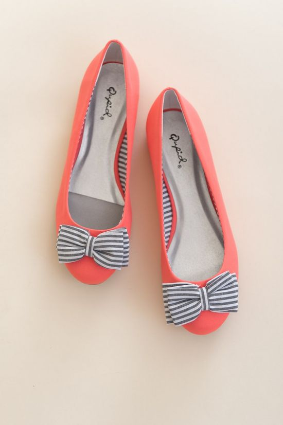 Bow to Stern Flat-Bright Coral