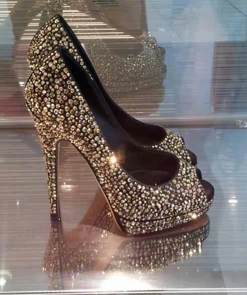 Wow. Chocolate Diamonds. Wow.