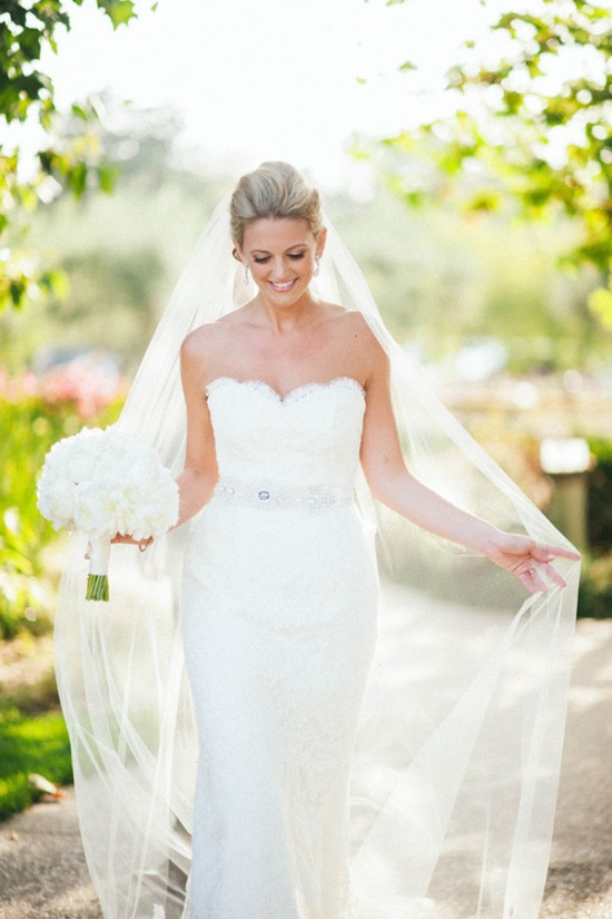 Photography by emilylblake.com, Floral Design by greenleafdesigns.com, Dress by juddwaddell.com/...