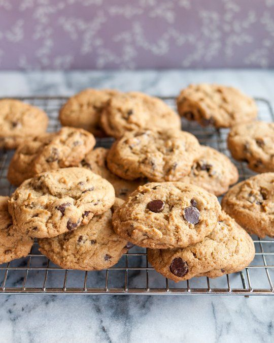 Just loving chocolate chip cookies...here's a primer How To Make Chocolate Chip Cookies — Cooking Lessons from The Kitchn