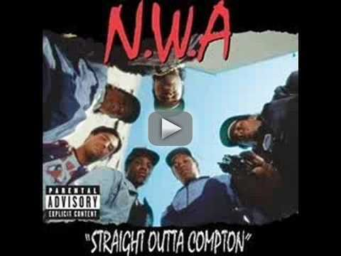 NWA Express Yourself. - NWA made by my mate but he let me have the video so i uploaded
