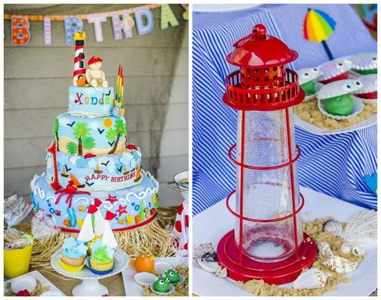 Angry Birds Beach Party Full of Fabulous Ideas via Kara's Party Ideas