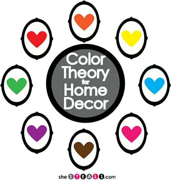 Color theory for home decor