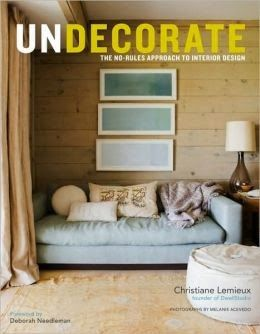 My Top 15 Home Design Books #undecorate