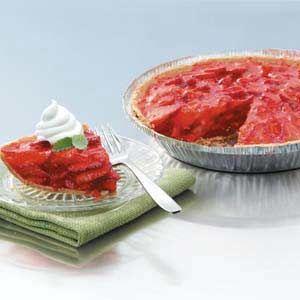 Light Strawberry Pie Recipe