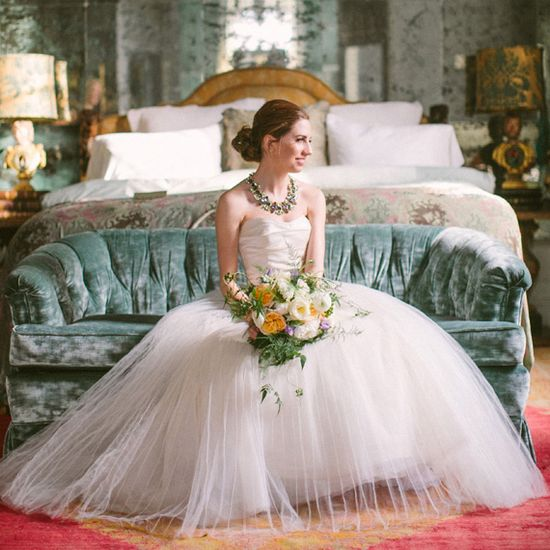 Amsel wedding dress