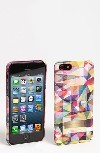 So cool! Ted Baker London 'Kaleidoscope' iPhone 5 Case