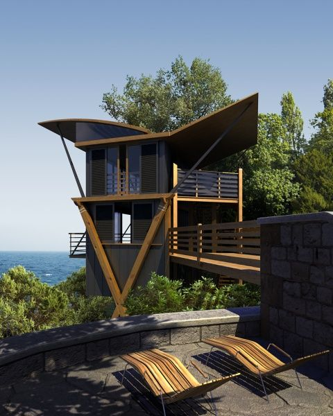 Architectural Ideas Canopy Homes Image