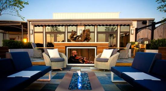 Designing a Luxury Rooftop Terrace