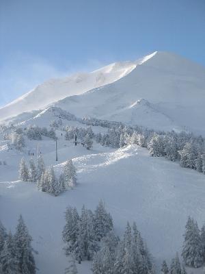 Mt. Bachelor Ski Resort - Central Oregon