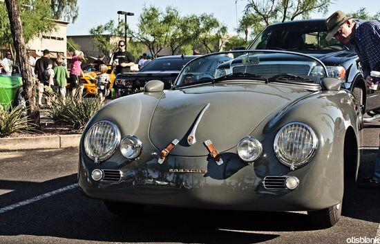 Very nice Porsche 356