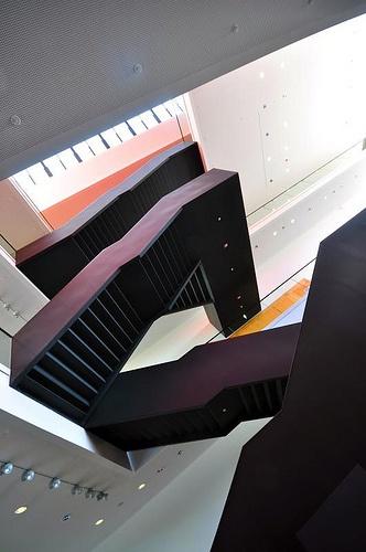 wonka stairs