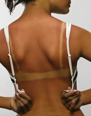 Foods that will increase melanin production; darker tan, reverse skin damage from the sun