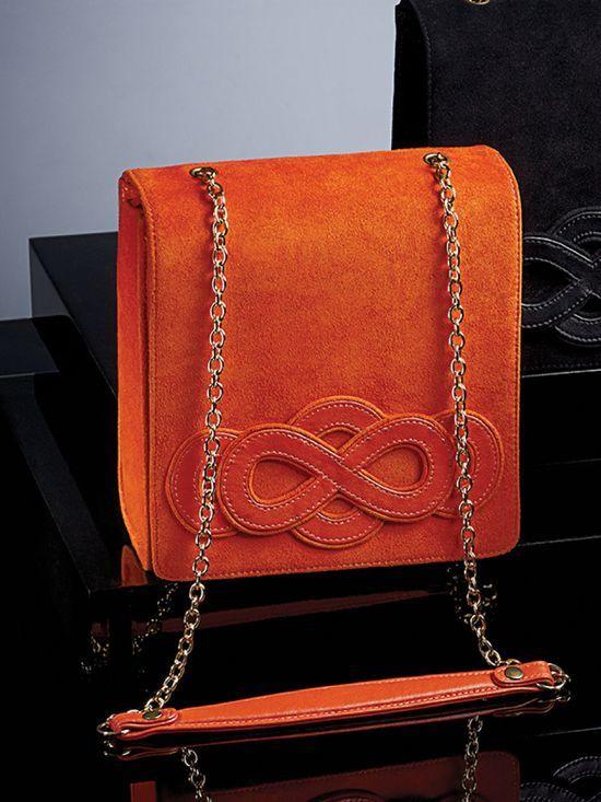 Orange #Awesome Handbags
