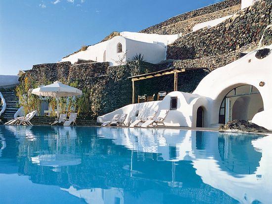 greece - Santorini...