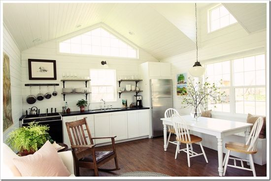 GORGEOUS 665 square-foot house.