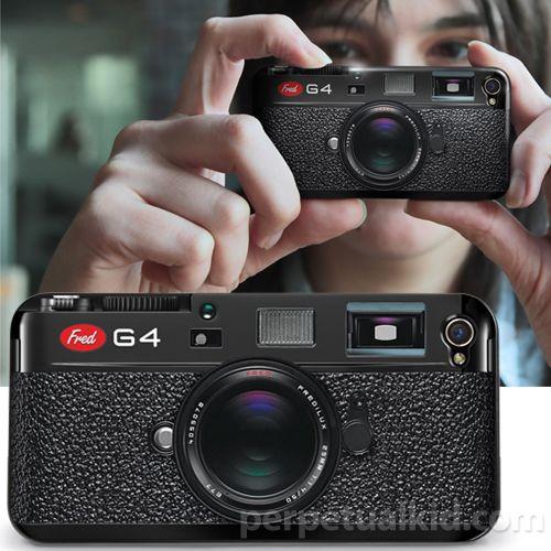 Retro camera iPhone case!