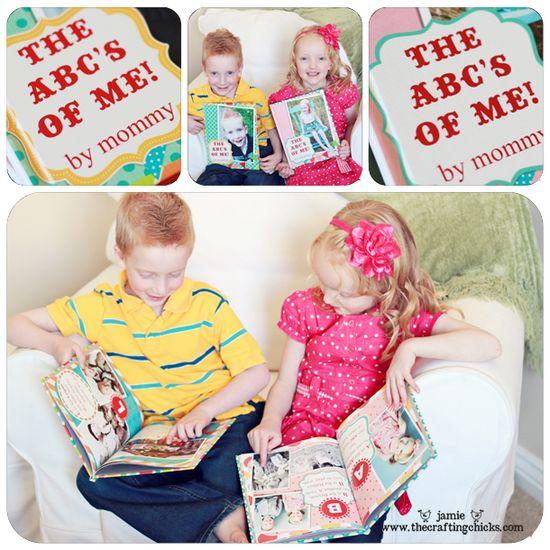 abc books for each kid