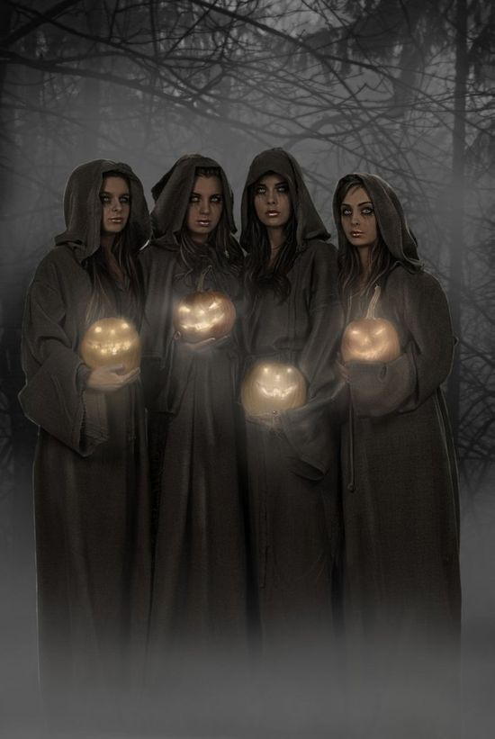 Coven of witches.
