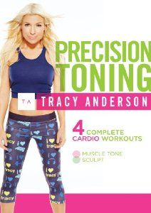 Amazon.com: Tracy Anderson: Precision Toning: Tracy Anderson, Not Provided: Movies & TV