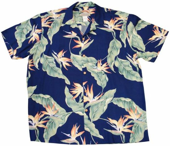 Paradise Found Birds of Paradise Royal Blue. Price: 105 €. Available at www.seriebshop.com