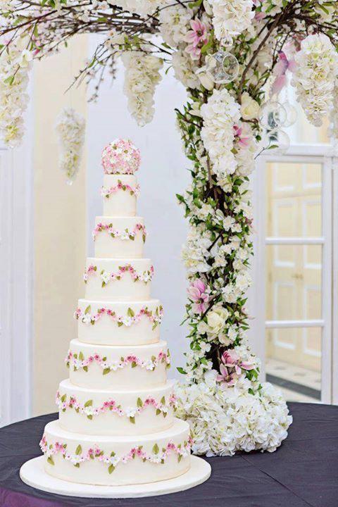 wedding cake #cake