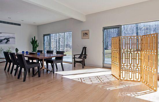modern open layout kitchen interior design