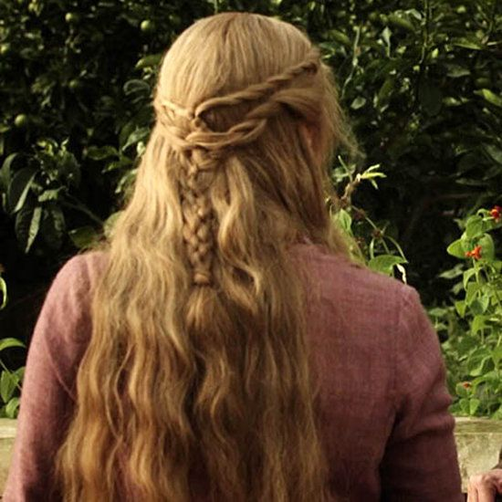 Game of Thrones Braided Hairstyles Photo 3