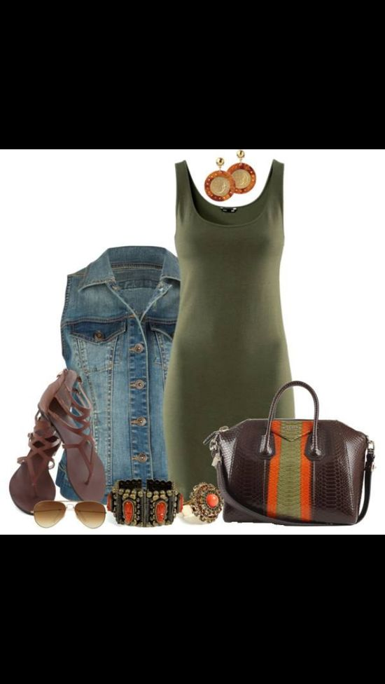 Cute summer outfit  #wholesalecheaphub.com