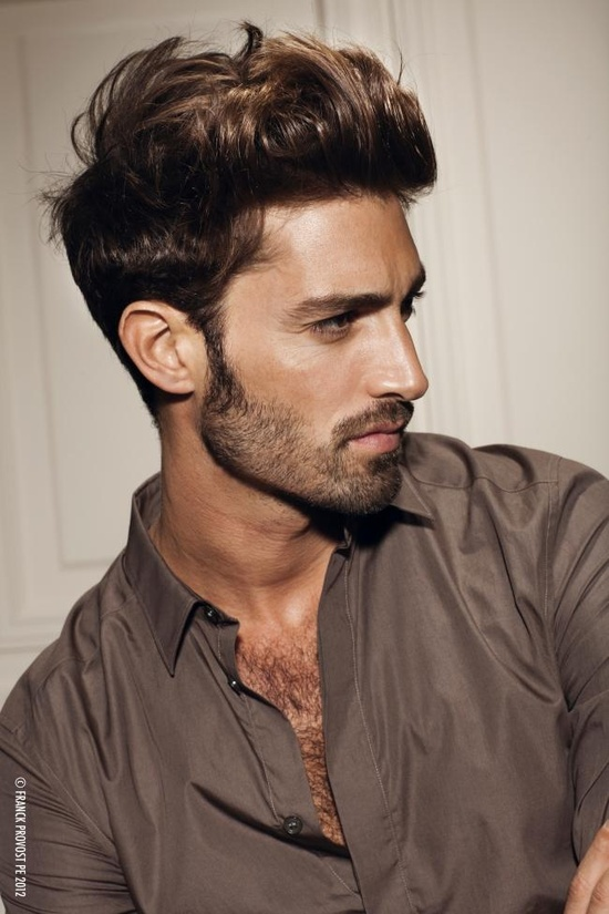 Men hair style  men's haircut, slicked back with a side part #men #mens #haircut #haircuts #crop #short #shorthair #mensshorthair #male #sexy #coolmenshaircuts #awesomemenshaircuts #salon #salonhaircuts #great #style #styles #dapper #funhaircuts #guy #guys #tapered #trendy #coif #slickedback #sidepart www.gmichaelsalon...