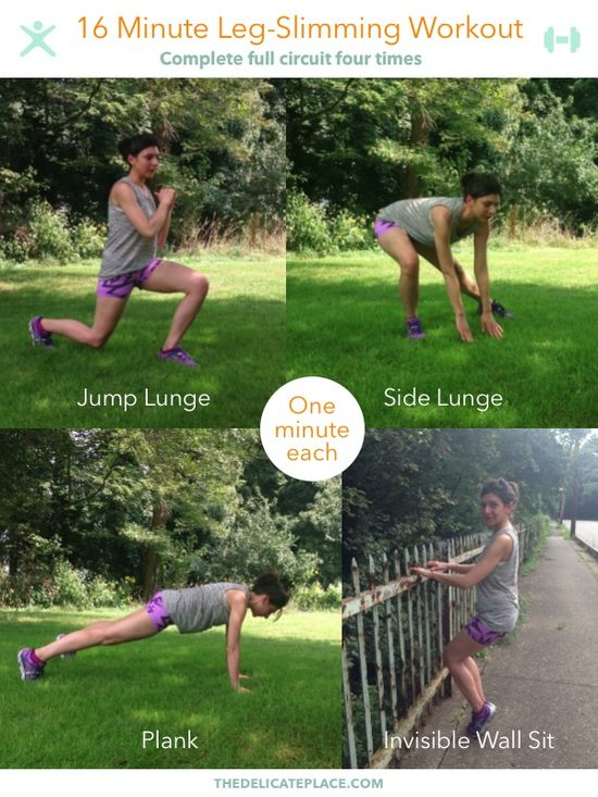 weekend leg workout! - Only 16 minutes -  Get your FREE ebook on 10 Simple Hacks To Naturally Burn Stubborn Belly Fat