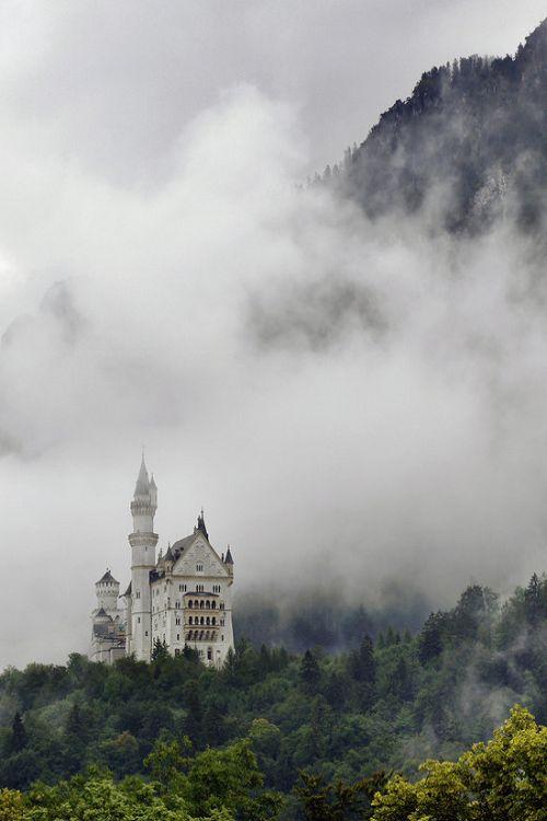 Medieval, Neuschwanstein Castle, Germany