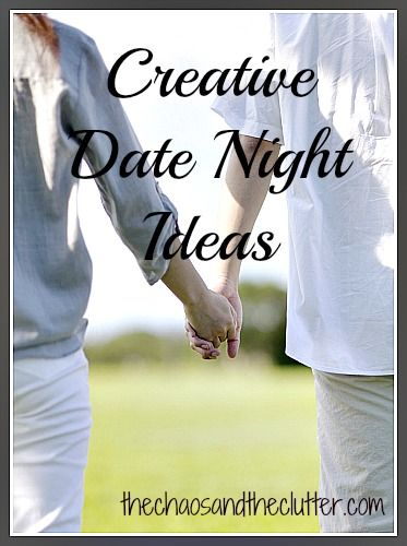 creative date night ideas