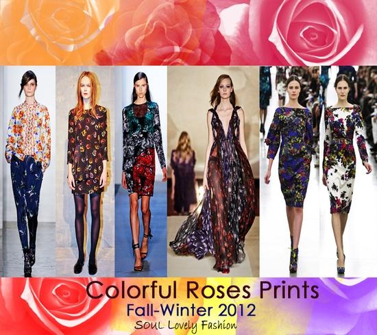 Colorful Roses Prints.  My edit.