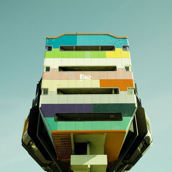 Pop-Brutalism   by Heartbeatbox, via Flickr