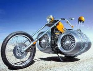 ? Unique motorcycle