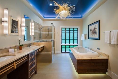 bathroom by Douglas R. Schotland Architect, LLC