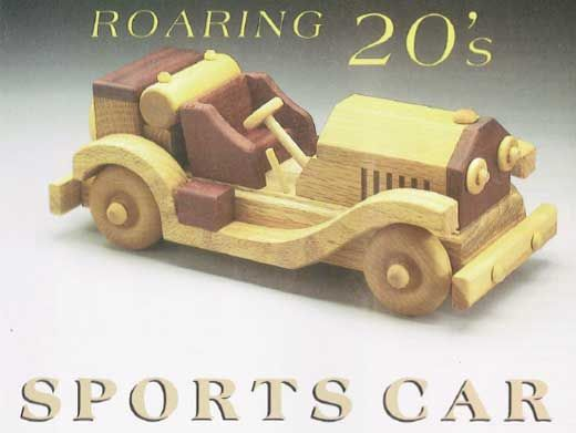 Roaring 20s Sports Car