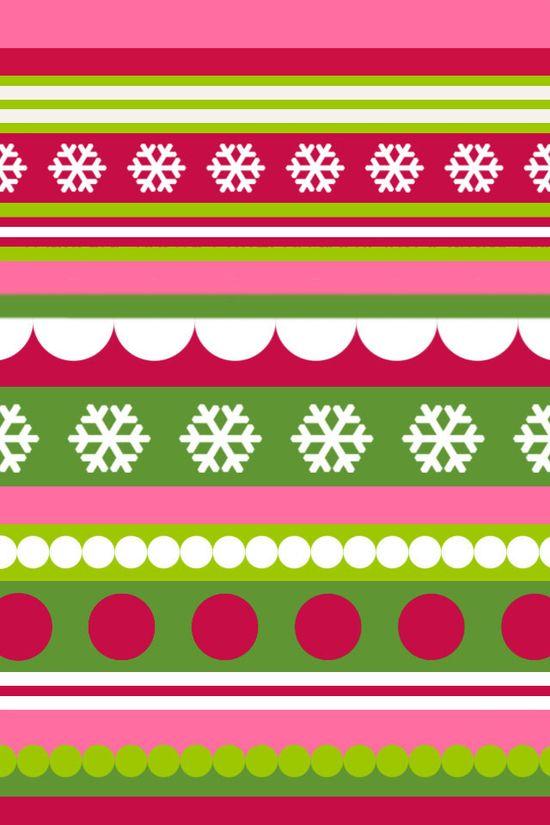 Holiday Phone Wallpaper