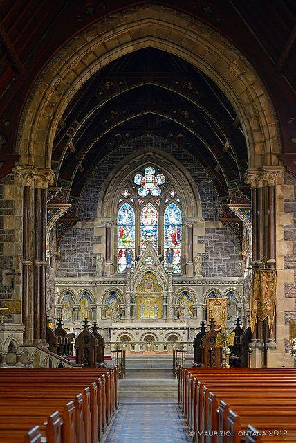 Fort William church, Scotland