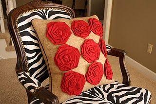 DIY Target pillow