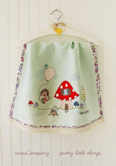 tea towel by nanaCompany