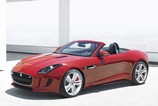 2014 Jaguar F-Type Pricing Announced