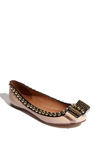 12/2/12 Jeffrey Campbell 'Dauphine' Flat