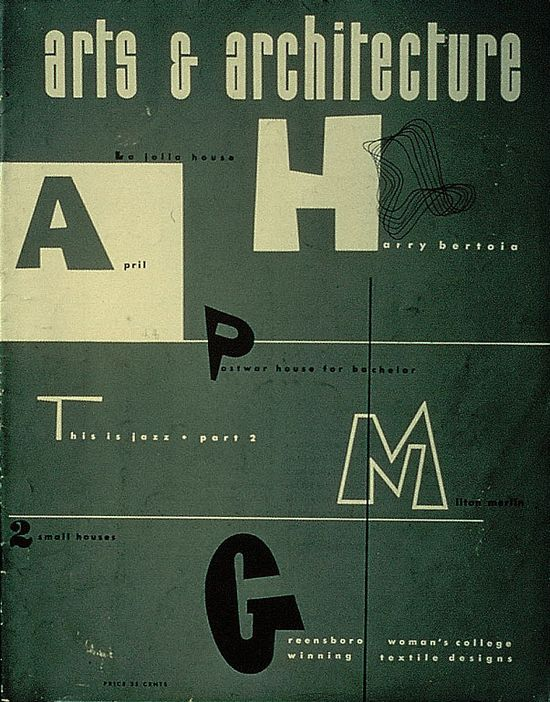Ray Eames graphic design