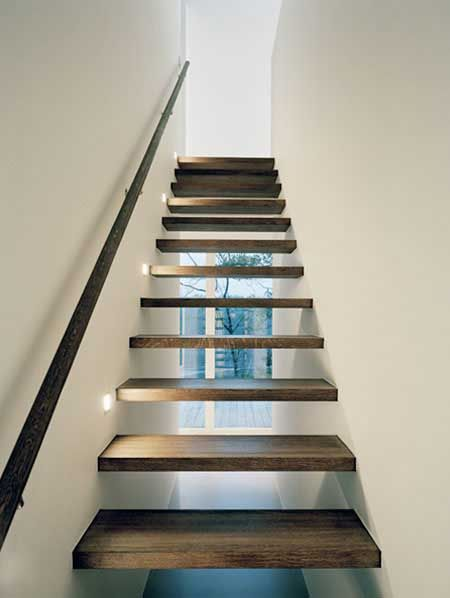 Stairs, stairs, stairs