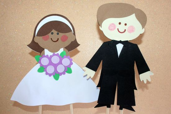 Customization available for same-sex marriages!!