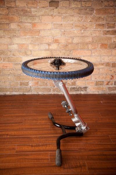 Маса от предна част на велосипед