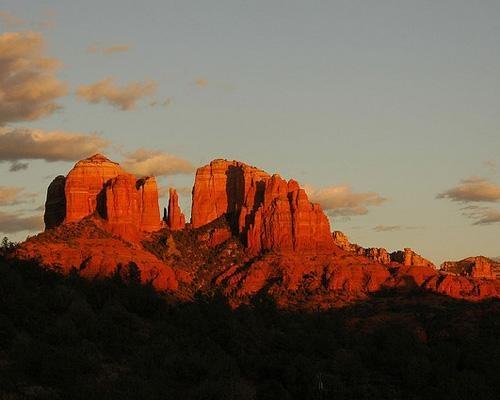 Red Rock Scenic Byway, Sedona, AZ