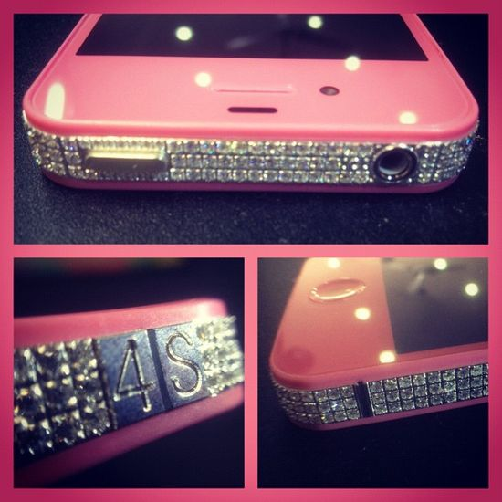 Bling Bling iPhone 4S